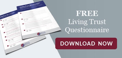 FREE living trust questionnaire - Download Now