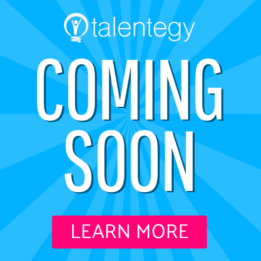 Talentegy Coming Soon