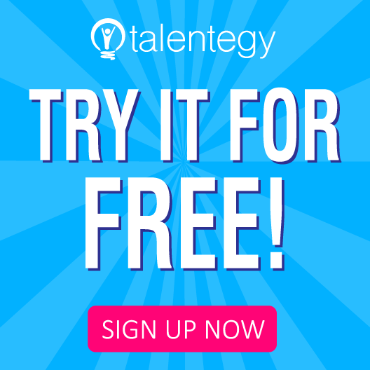 Talentegy Try it for Free