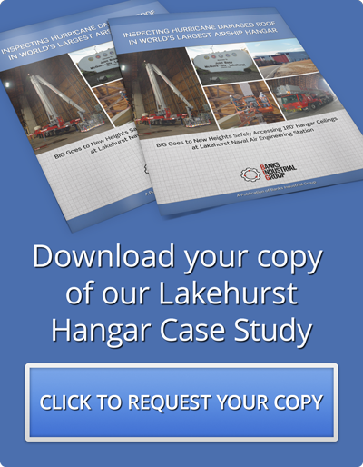 Lakehurst Hangar Inspection Case Study