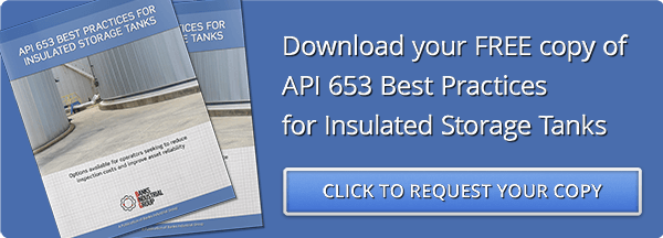 Download API 653 Good Practices for Insulated Storage Tanks