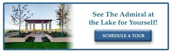 Schedule a Tour of The Admiral at the Lake