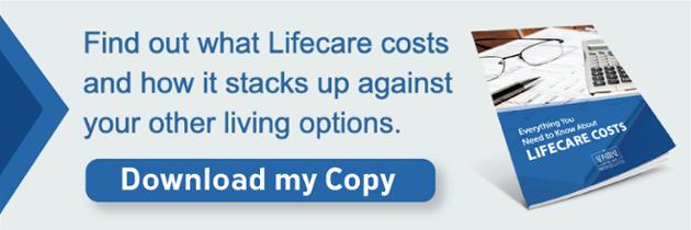 Lifecare Costs White Paper