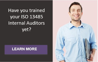 Train your ISO 13485 Internal Auditors