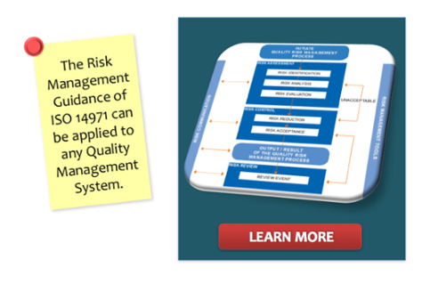 Risk Management Guidance