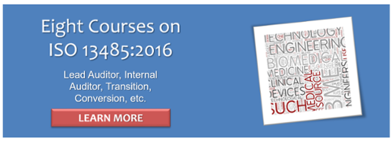 ISO 13485 Course