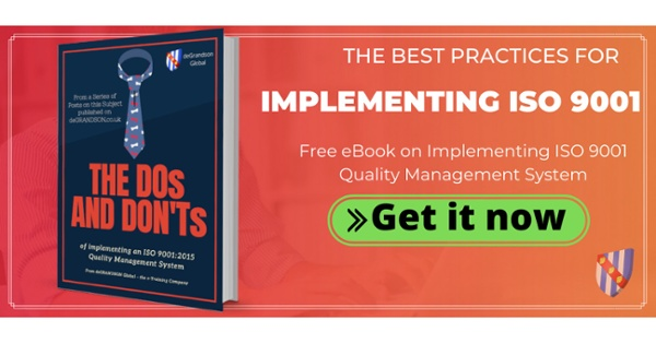 e-Book Implementing ISO 9001