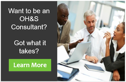 Want to be an OH&S Consultant