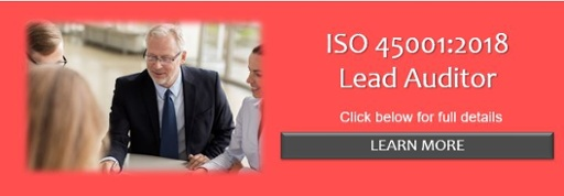 iso 45001 lead auditor course