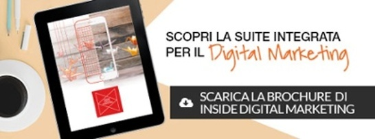 Brochure per Inside Digital Marketing