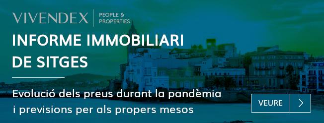 Informe Immobiliari de Sitges