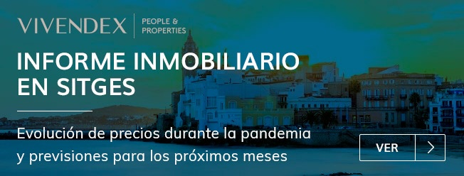 Informe Inmobiliario en Sitges