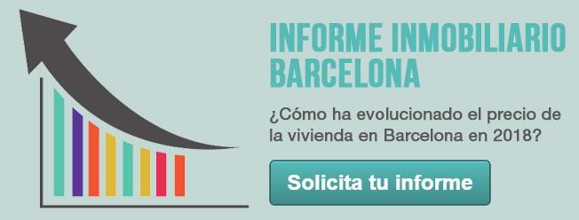 Informe Inmobiliario Barcelona 2018