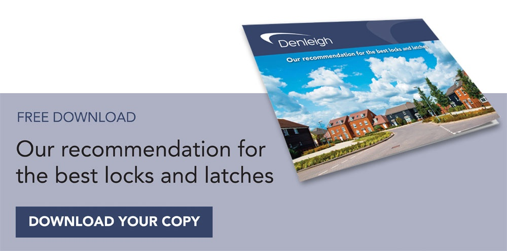 Denleigh Recommended Locks and Latches