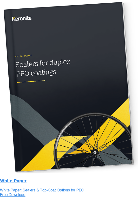 White Paper  White Paper: Sealers & Top-Coat Options for PEO Free Download