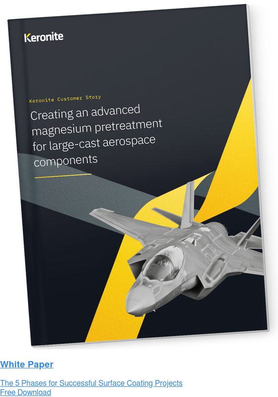 White Paper  The 5 Phases for Successful Surface Coating Projects Free Download