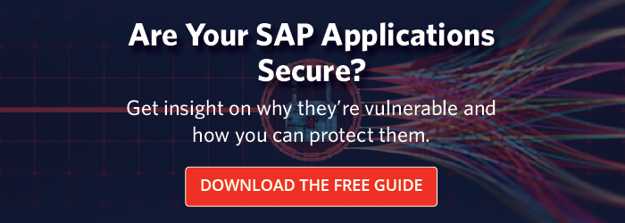 Are Your SAP Applications Secure?