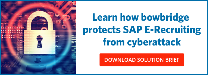 Download our Solution Brief: Protecting SAP E-Recruiting from Hackers and Malware Uploads