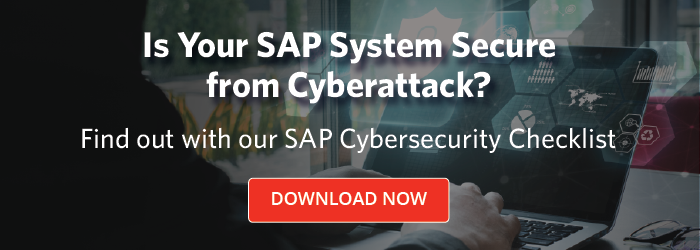 Is Your SAP System Secure from Cyberattack?