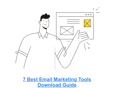 7 Best Email Marketing Tools  Download Guide
