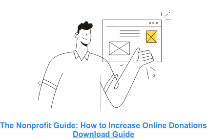 Increase Online Donations Guide
