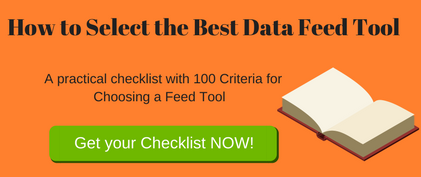 select best data feed tool