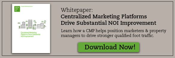 Centralized Marketing Platforms Drive Substantial NOI Improvement Whitepaper