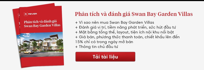 Lý do khách hàng chọn mua Swan Bay Garden Villas: Giá bán, vị trí, khả năng đầu tư, lợi nhuận cho thuê