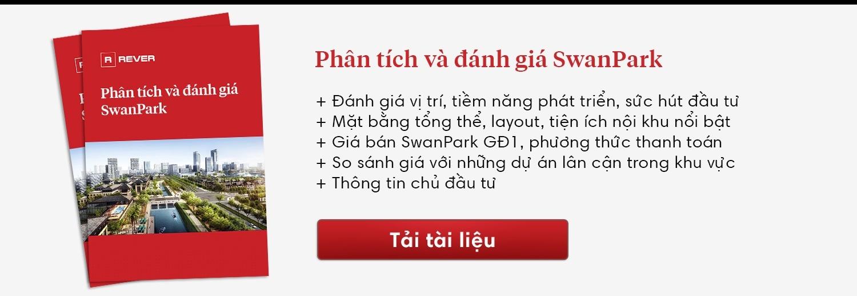 Thông tin chi tiết SwanPark: vị trí, tiện ích, giá bán, PTTT, chủ đầu tư