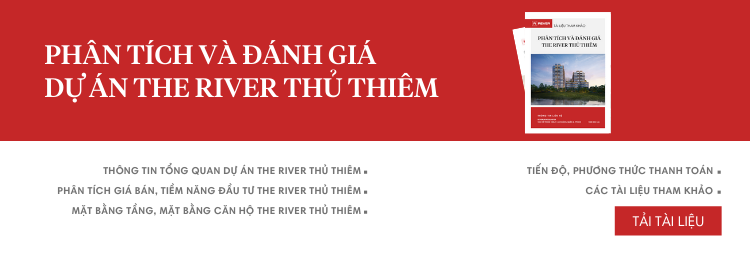 Phân tích và đánh gí dự án The River Thủ Thiêm