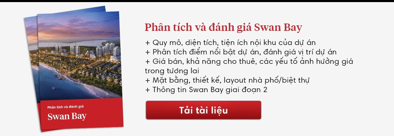 Lý do khách hàng chọn mua Swan Bay: Giá bán, vị trí, khả năng đầu tư, lợi nhuận cho thuê