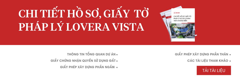 Pháp lý dự án Lovera Vista