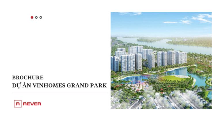 Brochure dự án Vinhomes Grand Park