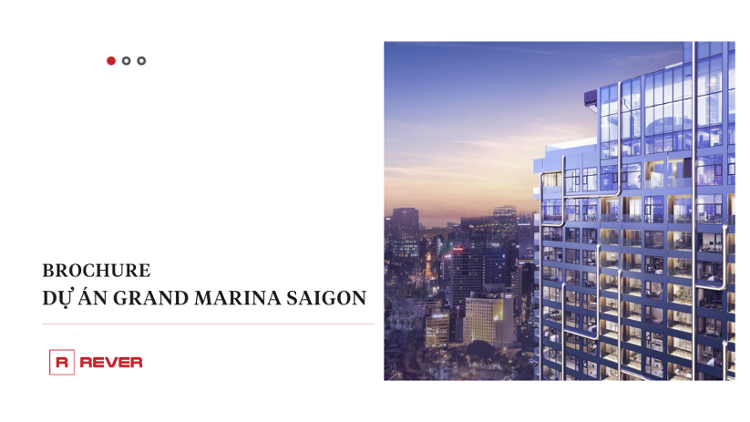 Brochure dự án Grand Marina Saigon