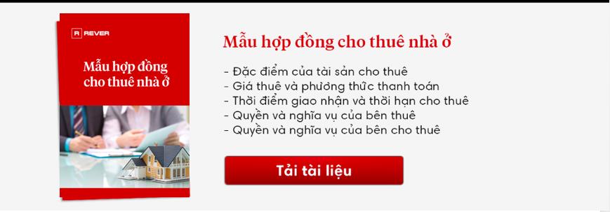 Mau hop dong cho thue nha o