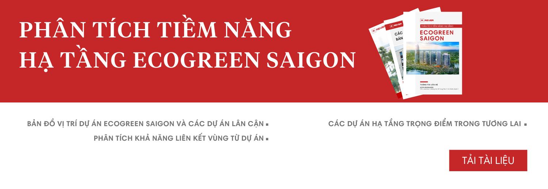 phân tích tiềm năng hạ tầng Eco Green Saigon