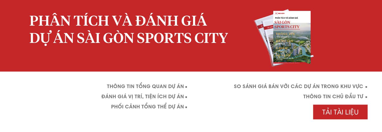 Phân tích và đánh giá Sài Gòn Sports City
