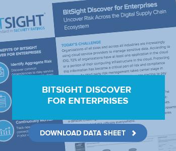Download BitSight Discover for Enterprises Datasheet