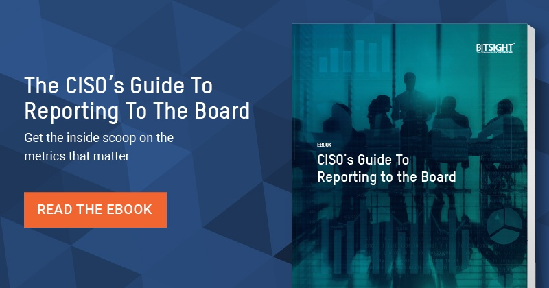The CISO's Guide to Reporting To The Board