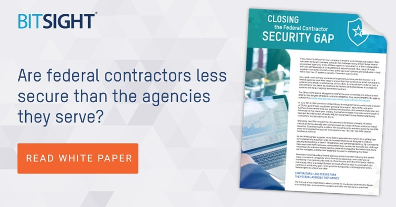 Federal Contractors - How secure are they?