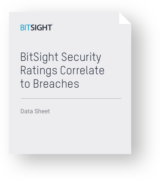 Bitsight Data Sheet