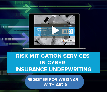 Register for May 27 Webinar with AIG