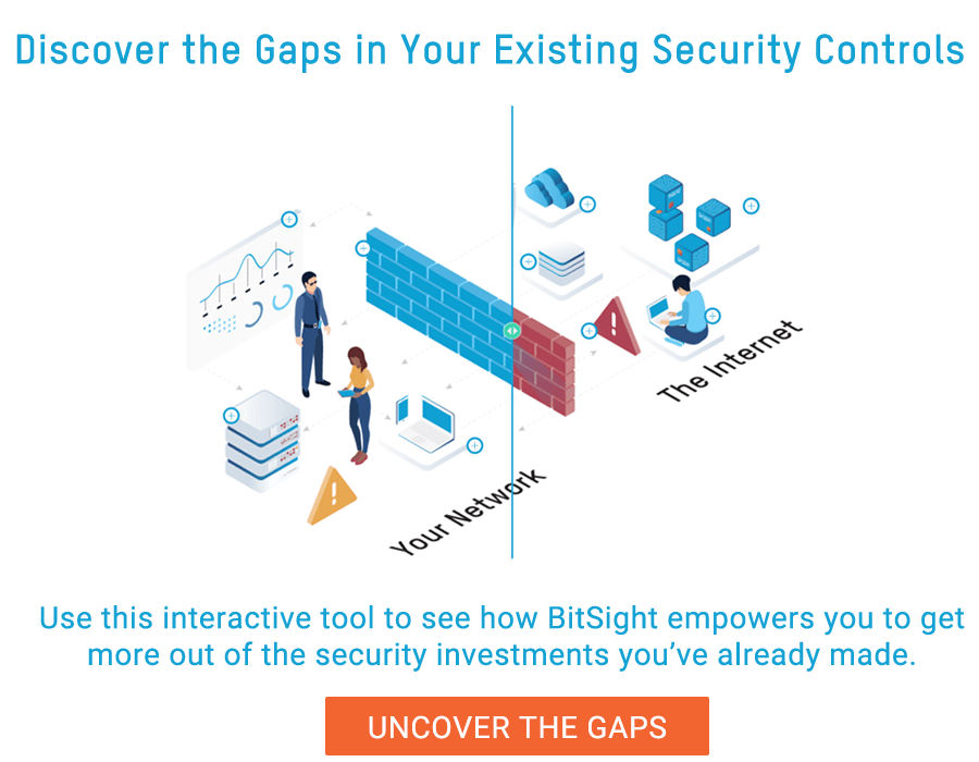 Fill you cybersecurity gaps_Interactive graphic