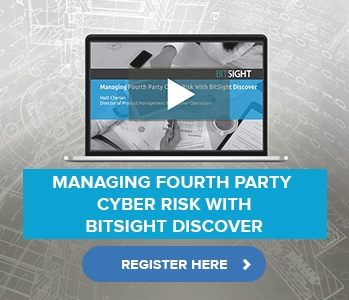 Managing Fourth Party Cyber Risk With BitSight Discover