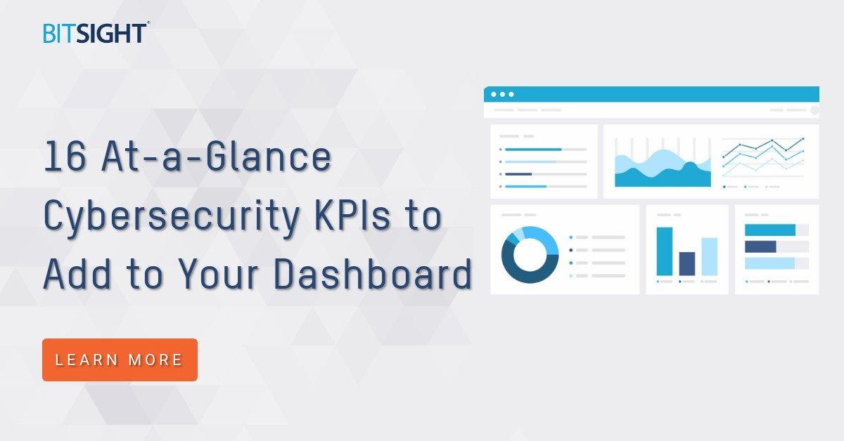 cybersecurity kpi