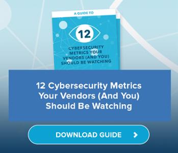 12 Cybersecurity Metrics