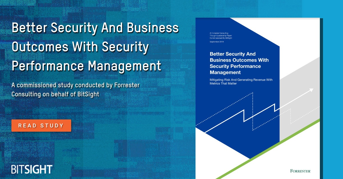 Forrester Study - Security Performance Management