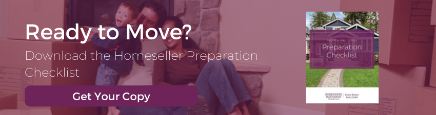 homeseller preparation checklist