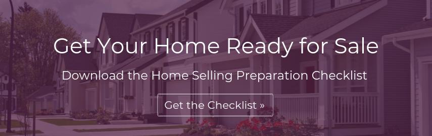 home selling preparation checklist