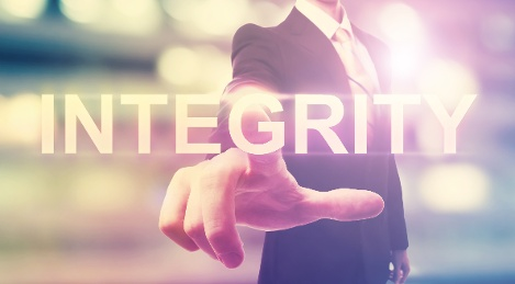 Register for our August Webinar - The Economics of Integrity:What's It Really Worth?